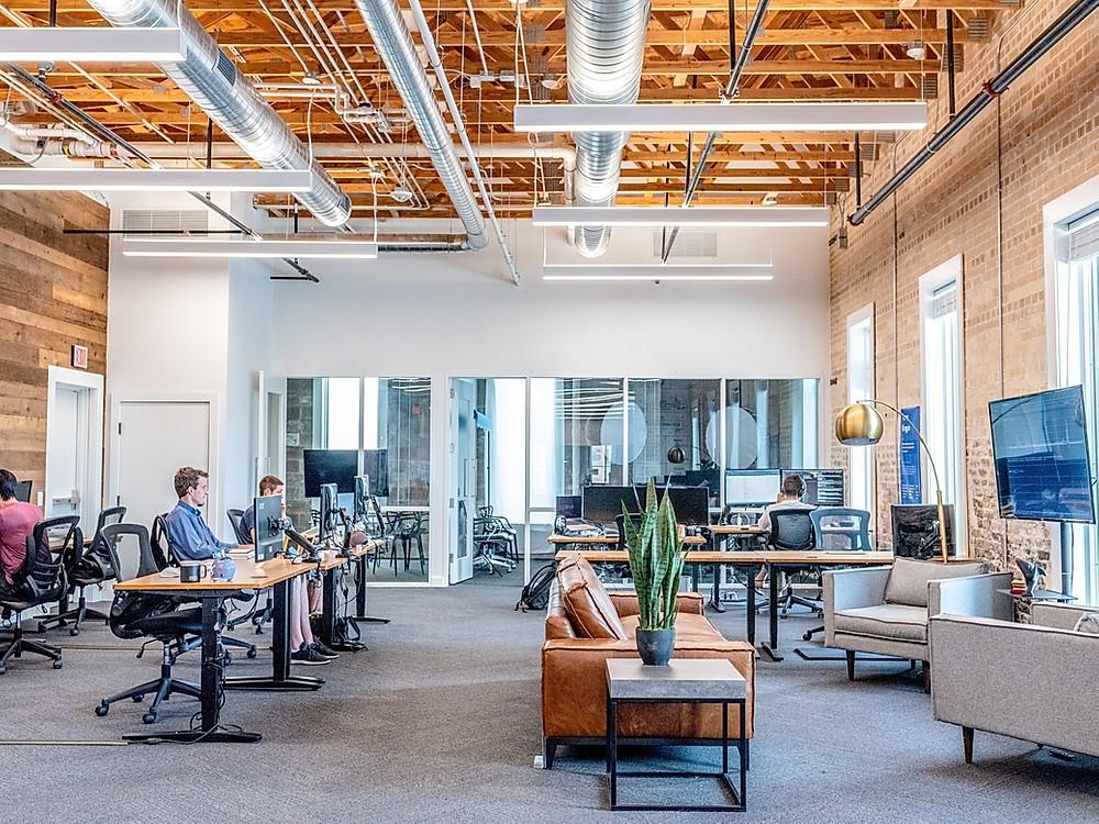 5 raisons de travailler en espace de coworking